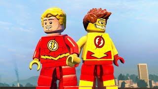 ЖЕЛЕЗНЫЙ ДЭДПУЛ и ФЛЭШИ в LEGO Marvel's Avengers