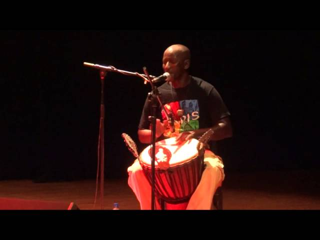 TRIO Raulin Dramé Bekkas - Concert BURKINA FASO Bobo Dioulasso  - Salya extrait