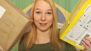 MAIL TIME #3 ♡ BRAZILIAN SNACKS