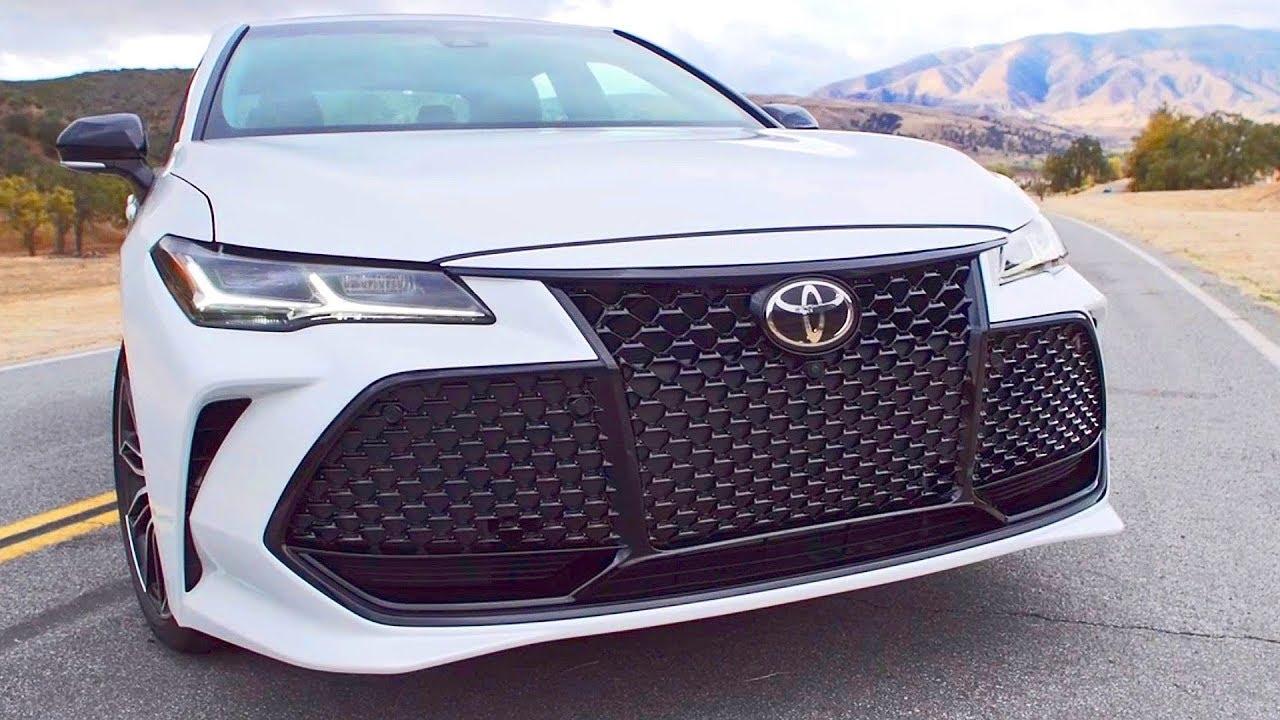 2019 Toyota Avalon – Chevrolet Impala killer? - Dauer: 2 Minuten, 40 Sekunden