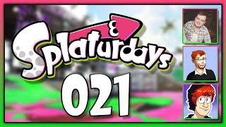 Splaturdays - Episode 21 | Salmon Run thumbnail