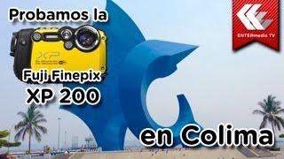 видео Fujifilm Finepix XP200