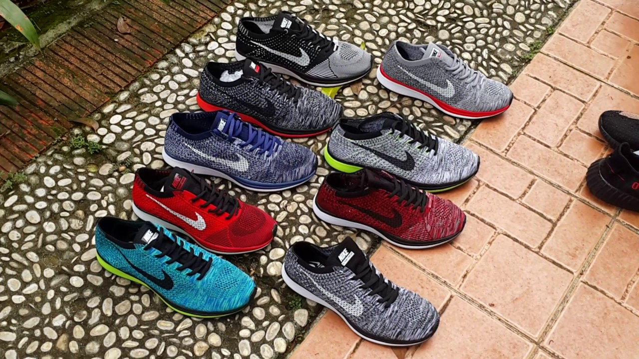 Sepatu Nike Flyknit Racer  e2f1b33b79