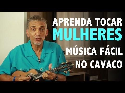 Música Fácil Para Cavaquinho | Aprenda Tocar Mulheres - Martinho da Vila | Professor Damiro