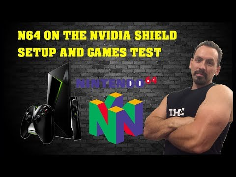 Repeat nvidia shield pro 4k arcade set up and install by pro