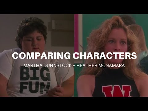Heather McNamara & Martha Dunnstock: Character Analysis  Video Essay