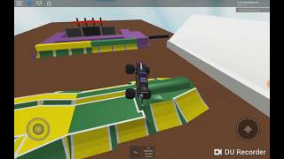Roblox Monster Jam Commentary #236 (The Worlds only Clashes )