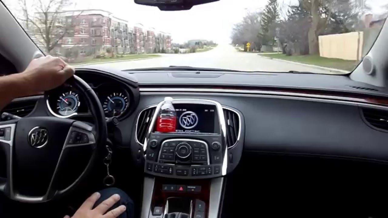 Buick LaCrosse: Remote Recall
