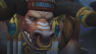 Horde War Campaign Full Playthrough - Patch 8.1.5 Tides of Vengeance [Stream Highlight]