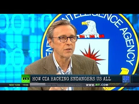 Is The CIA Spying On Civilians w/IPhones & TVs? Wikileaks P1