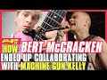 """Bert McCracken of The Used On Collaborating with Machine Gun Kelly and YUNGBLUD on """"body bag"""""""