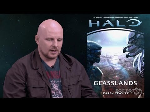 Halo: From A to Z with Frank O'Connor