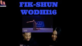 Fik Shun FRONTROW World of Dance Hawaii 2016 WODHI16 REACTION