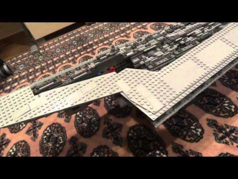 Lego starwars superstar destroyer