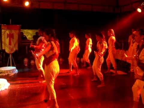Espetáculo de dança afro Oní Xé a Àwúre.MPG