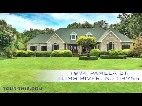 Video Tour 1974 PAMELA CT TOMS RIVER, NJ 08755
