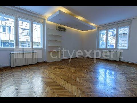 Stan za izdavanje, 90m2 - Stari Grad - 360 video-CityExpert.rs