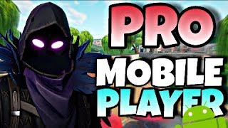 PRO FORTNITE MOBILE PLAYER on IPAD // 120+ Wins // Get Galaxy Skin FOR FREE! // Fortnite Mobile