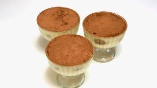 Рецепт тирамису для «чайников»(Наша группа https://vk.com/idntchef Какой домашний десерт приятно удивит любимого человека? Чего бы необычного пригот..., 2016-04-15T07:33:26.000Z)