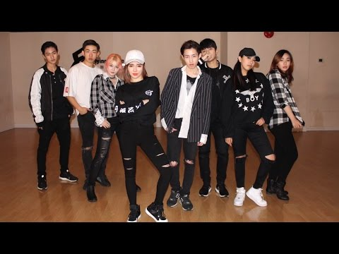 EXO - LOTTO(Louder) dance cover by Flying Dance Studios