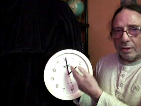 The Clock aka The Iron Plate Divine Number System.