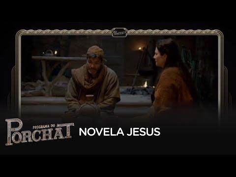 Maurício Mattar comenta participação na novela Jesus