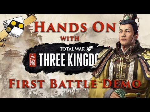 HANDS ON with Total War: Three Kingdoms
