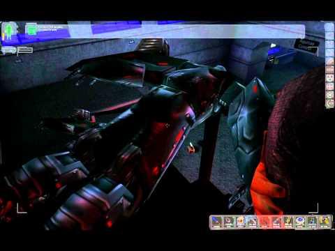 Let's Play Deus Ex 25: Area 51