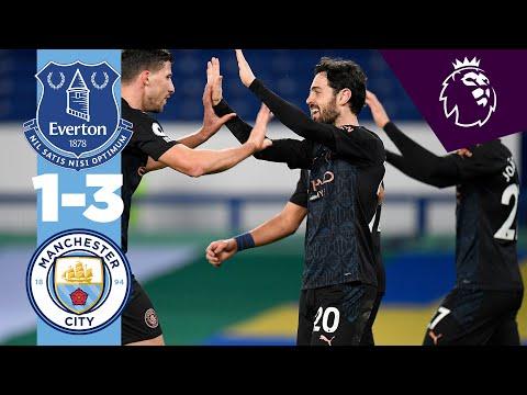 Everton Manchester City Goals And Highlights
