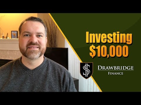 How I Would Invest $10,000 - Investing For Beginners