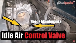 Toyota Idle Air Control Valve Maintenance (Correct Idle Issues) | AnthonyJ350