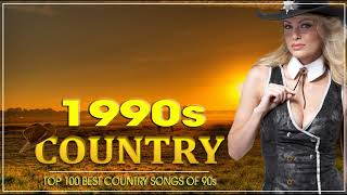 Best Classic Country Songs Of 90s - Top 100 Greatest Country Songs of 1990s - 90s Country Music Hits