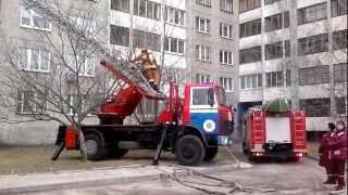 tomin.by: пожар на Орловской в Бресте