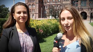 "Tanya Granic Allen slams Doug Ford's ""flip flop"" on Ontario sex-ed curriculum | Jess Swietoniowski"