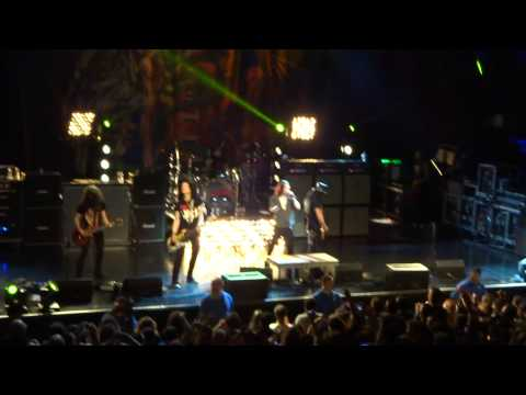 Anastasia extended solo & Sweet child O´mine - SLASH LIVE @ House of blues Boston, MA