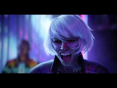 Sonnie's Edge LOVE, DEATH & ROBOTS - Monster MICHAEL JACKSON Feat. 50-CENT [AMV]