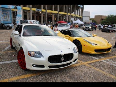 WhipAddict: Capital City Car Show Part 2: Baton Rouge, LA, Custom Cars, Exotic Cars, Big Rims