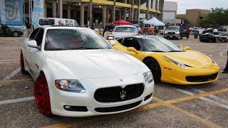 WhipAddict: Capital City Car Show Part 2: Baton Rouge, LA, Custom Cars, Exotic Cars, Big Rims