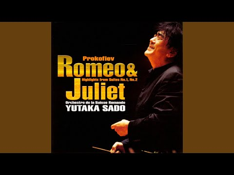 Romeo And Juliet, Suite No. 2, Op. 64ter: I. The Montagues And Capulets