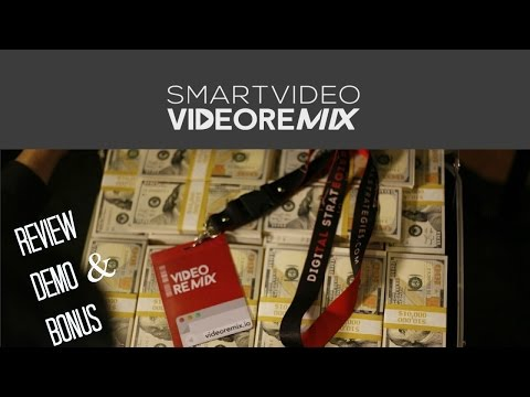 SmartVideo Review Demo Bonus - Interactive PERSONALIZED Video Maker