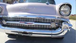 1957 Chevy 210 Classic Muscle Car for Sale in MI Vanguard Motor Sales