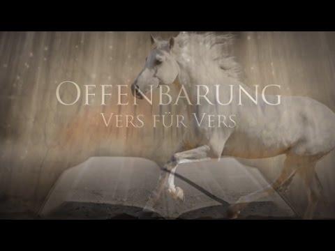 Buch Offenbarung: Vers für Vers (Trailer)