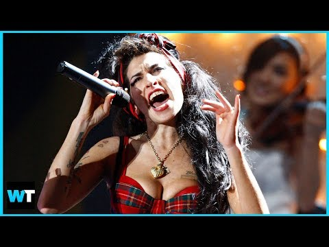 Theresa - If You Wanted to See the Amy Winehouse Hologram Tour ...