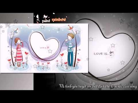 [VietSub + Kara] Love Paradise - Kelly Chan