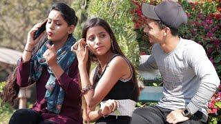 Annu Singh: Asking | Yeh Mera Ex Boyfriend hai Prank: part 3, Prank On Cute Girl | Prank In {BRbhai}