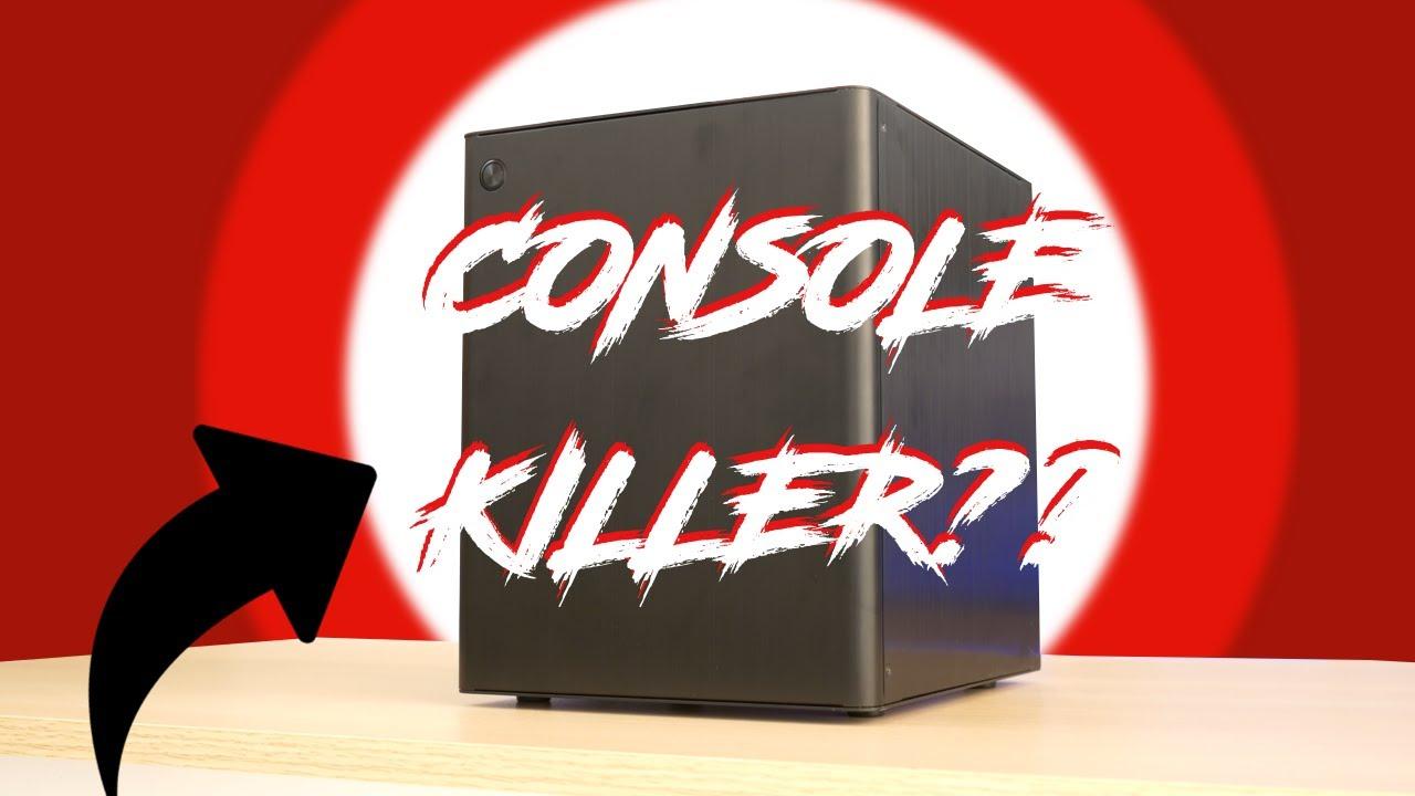 es posible hacer un pc gamer console killer por menos de. Black Bedroom Furniture Sets. Home Design Ideas