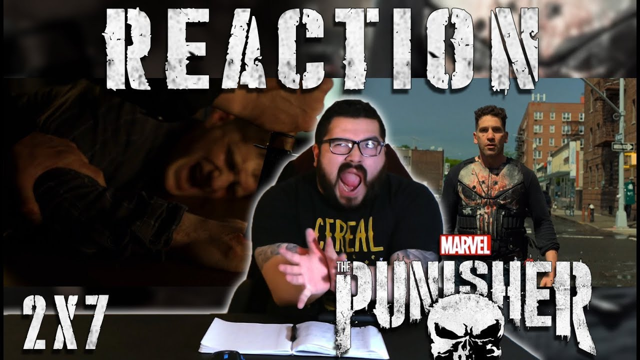 """Download The Punisher 2x7 REACTION - """"One Bad Day"""""""
