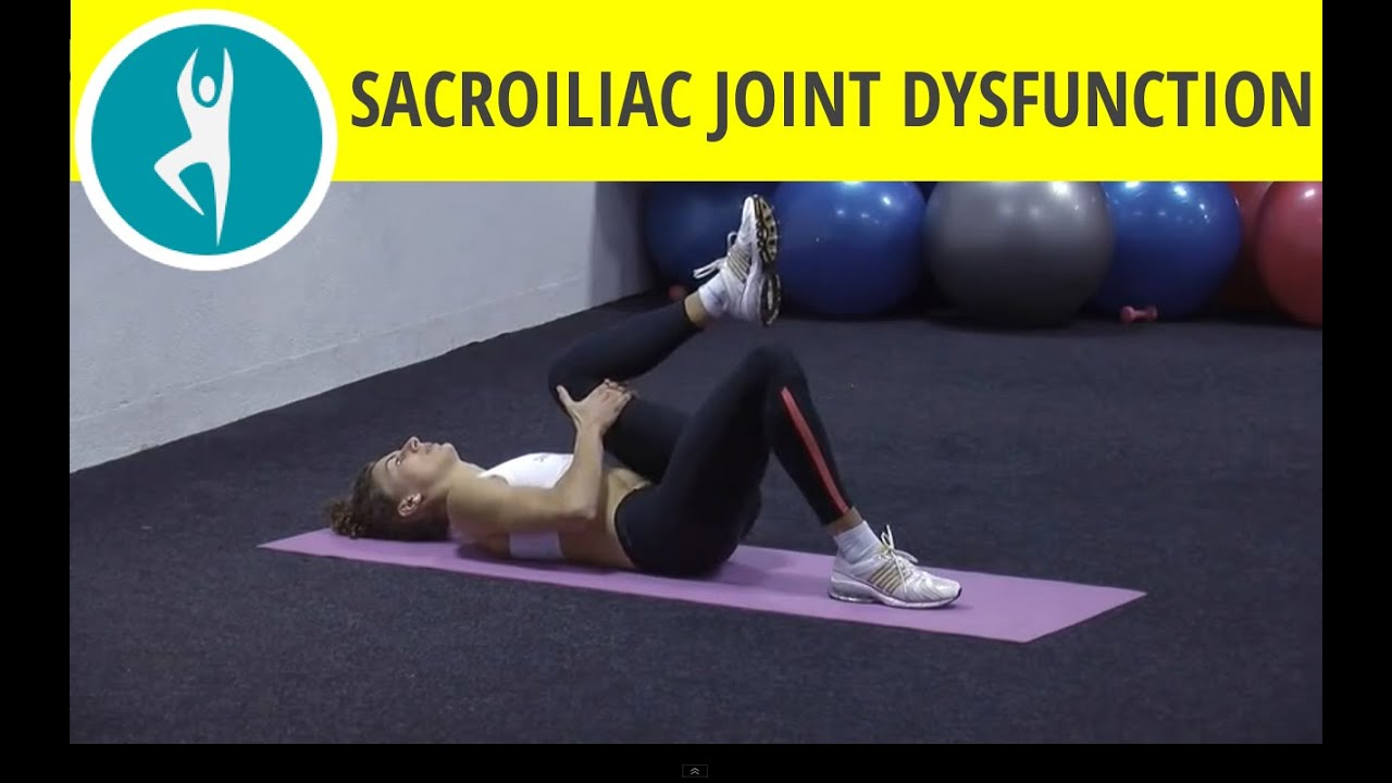 Stretching exercises for sciatic pain from sacroiliac ...