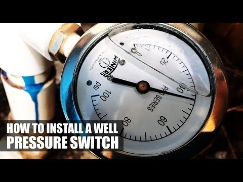 How To Install a Well Pressure Gauge | Full Install Video