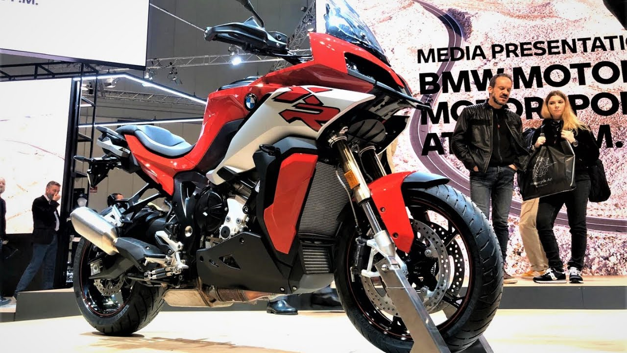 2020 Bmw S1000xr What S Changed Youtube